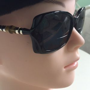 Gucci Bamboo reading Sunglasses